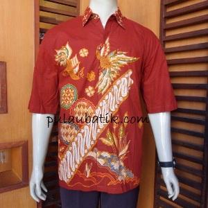 Model Baju Batik Pekalongan Model Baju Batik Modern Pria